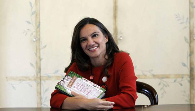 Mamen Sánchez presenta su nueva novela