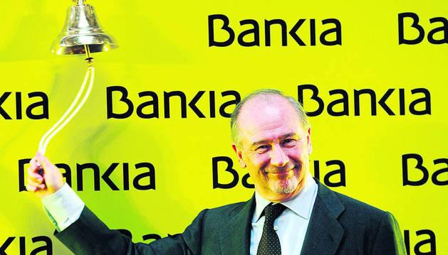 Hacienda quiere imputar un delito fiscal de tres millones a Blesa y Rato