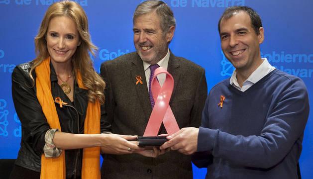 La Fundación Sandra Ibarra otorga una beca  a Navarrabiomed