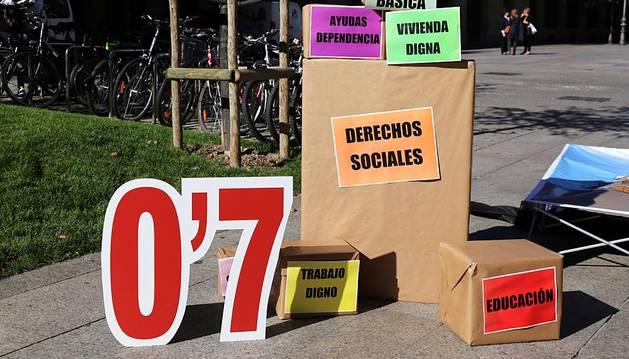 La Red Navarra de Lucha contra la Pobreza y la Exclusión Social ha considerado