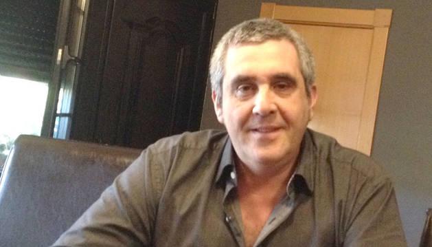 Patxi Arakama, propietario y gerente de Katealde