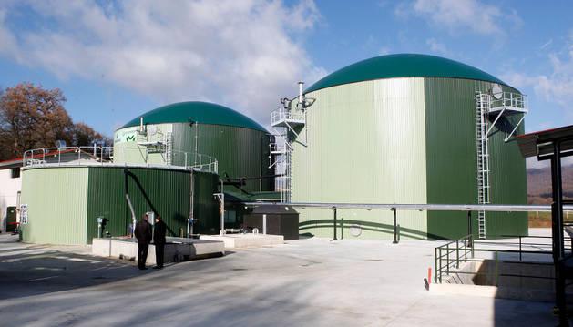 La reforma eléctrica aboca al cierre a la planta de biogás de Ultzama