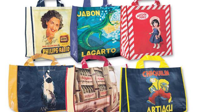 Diario de Navarra te ofrece una colección de bolsas retro