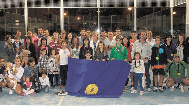 Cintruénigo reúne a 500 deportistas en sus ligas