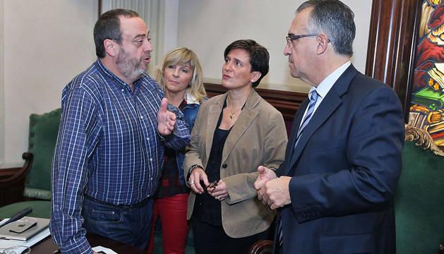 UPN y PP apoyan una subvención de 170.000 euros a la Fundación Osasuna