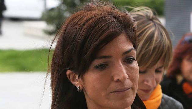 La juez Mari Paz Benito.
