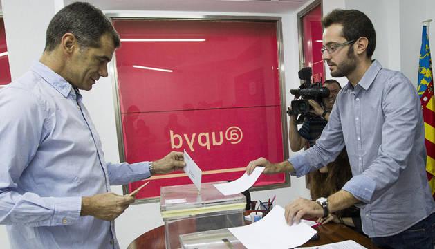 Cantó será el candidato de UPyD para presidir la Generalitat valenciana