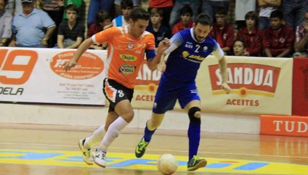El Aspil-Vidal conquista la victoria contra el Azkar Lugo