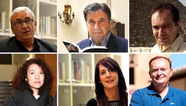 Seis escritores para el último trimestre del Club de Lectura