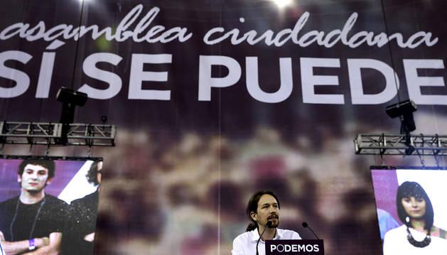 Los críticos de Podemos mantendrán el pulso con Iglesias hasta el final