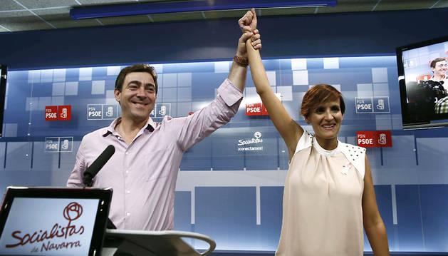 María Chivite será cabeza de lista del PSN en las elecciones 2015