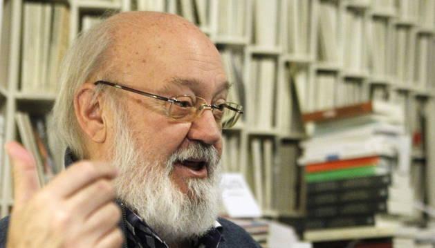 El cineasta José Luis Cuerda