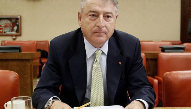 José Antonio Sánchez, nuevo presidente de  RTVE con el apoyo del PP en el Congreso