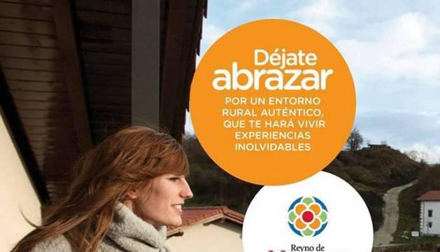 Imagen de una campaña institucional de turismo