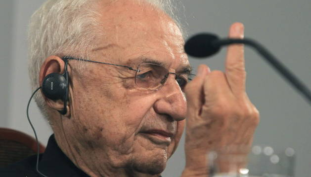 Gehry dedicó una