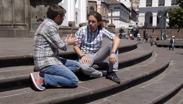 El domingo, Jordi Évole entrevista a Pablo Iglesias, en Ecuador.