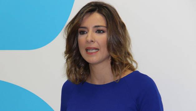 Sandra Barneda, presentadora de 'Un tiempo nuevo'.