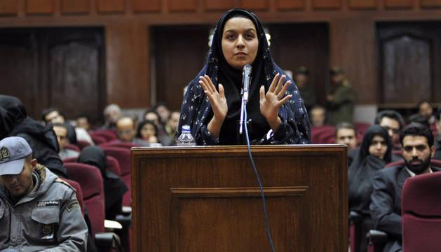 La ejecución de Yabarí, un duro golpe a los derechos de las mujeres en Irán