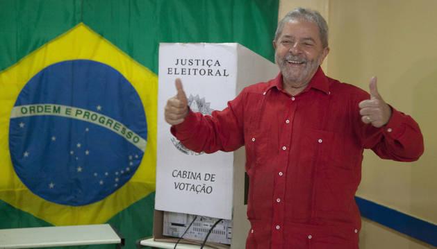 Los brasileños acuden a las urnas
