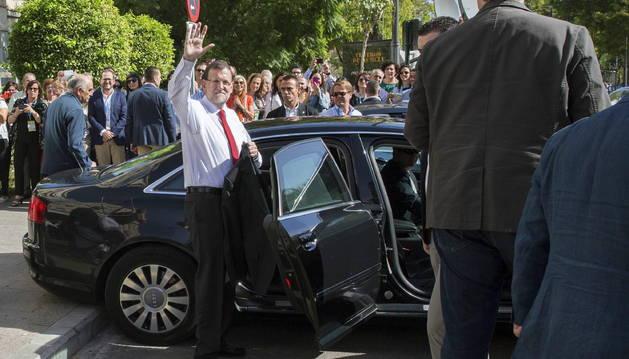 Rajoy y la corrupción: