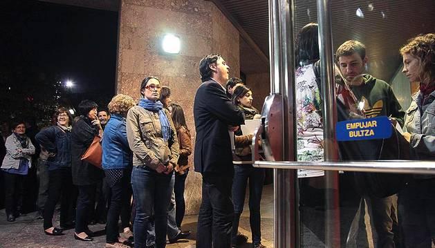 La Fiesta del Cine de octubre 2014 en los cines Golem Bayona y Yamaguchi de Pamplona.