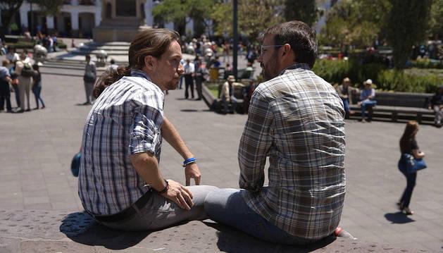 'Salvados' en Ecuador, con Pablo Iglesias, líder de Podemos