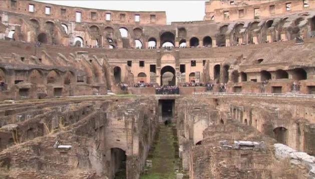 El Coliseo romano podría volver a tener suelo