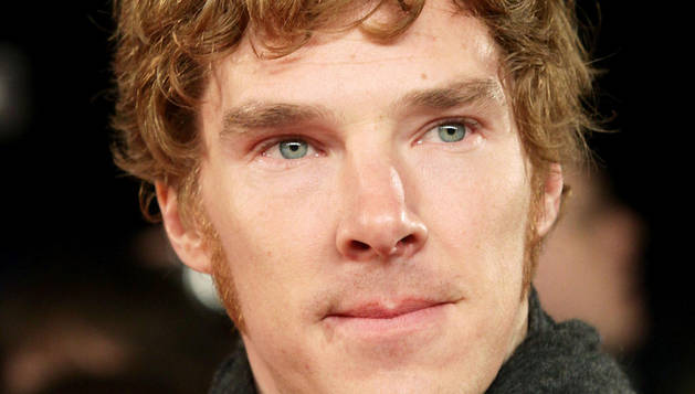 El actor Benedict Cumberbatch