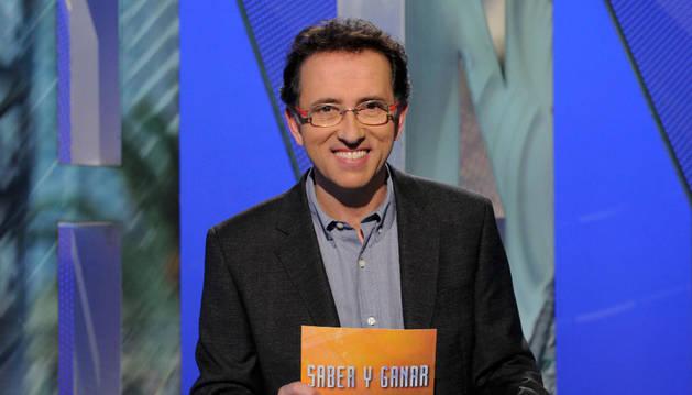 Jordi Hurtado, el presentador de 'Saber y ganar'