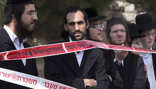 enfrentamientos, jerusalén, Israel
