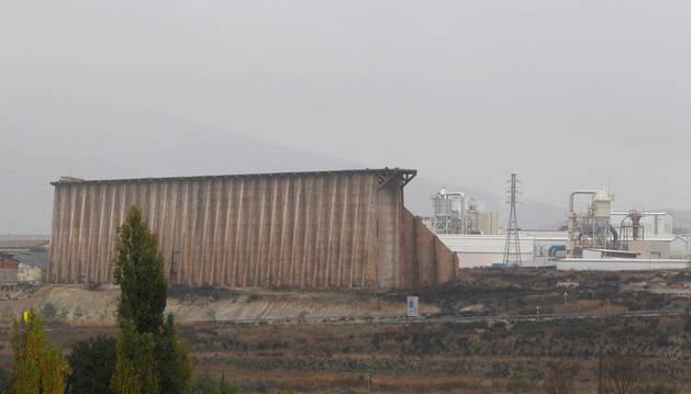 Anuncian el derribo de los restos de las instalaciones de Potasas