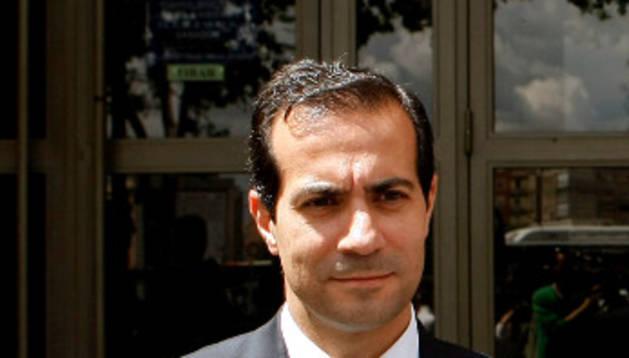El portavoz del Ejecutivo madrileño, Salvador Victoria