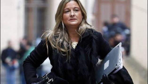 Virginia López-Negrete, abogada de Manos Limpias.