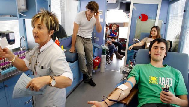 Adona homenajea este domingo a los donantes y entrega 120 insignias