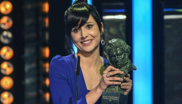 Marian Álvarez, nominada como mejor actriz