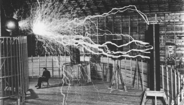 Nikola Tesla, el