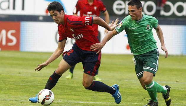 El Athletic sigue a Merino