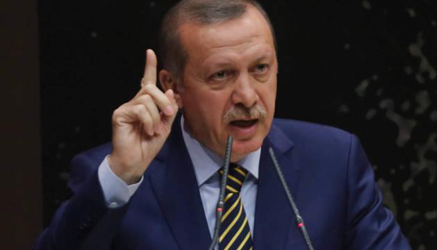 La historia de América según Erdogan