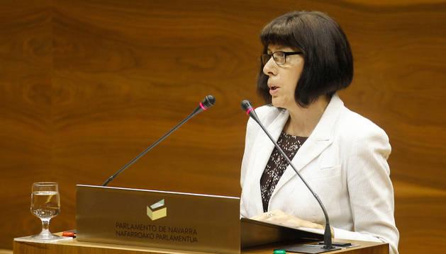 Esporrín presenta 221 avales para las  primarias del PSN en Pamplona,