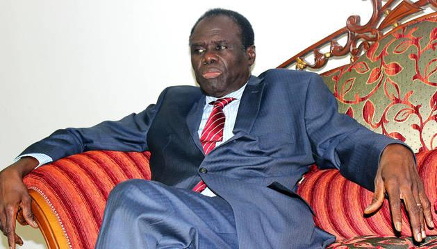 Michael Kafando, nuevo presidente de transición para Burkina Faso