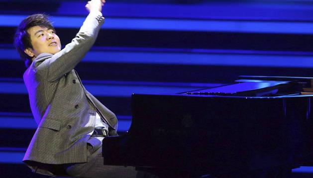 El pianista Lang Lang