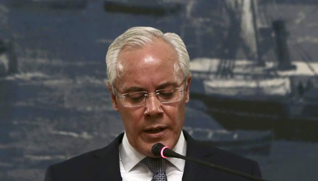 El ministro de Interior portugués
