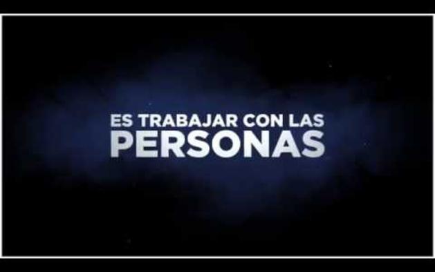 'La clave, las personas'
