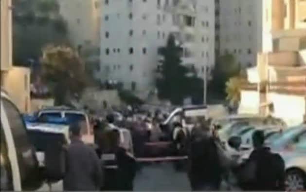 Mueren 6 personas en el ataque a una sinagoga en Jerusalén