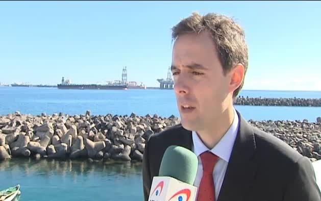 Repsol comienza las prospecciones en Canarias