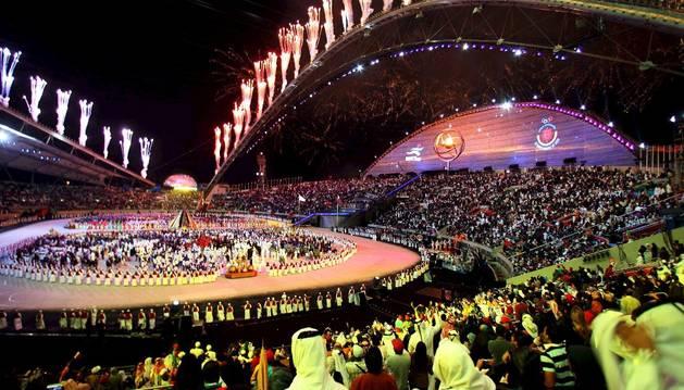 Imagen de los Juegos Asiáticos de 2016