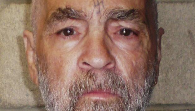 El criminal Charles Manson.