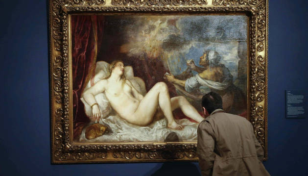 El Prado resucita un Tiziano olvidado por la casa de Wellington