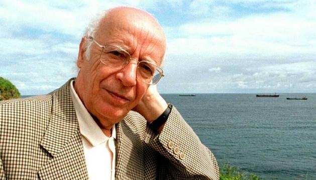 El filósofo Emilio Lledó