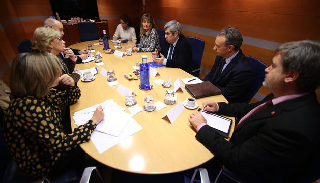 UPN y Bildu piden homologar a los ingenieros superiores en Europa